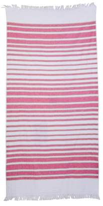 Dohler Towels Nostalgic Fringe Beach Towel