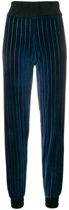 Sonia Rykiel striped straight-leg trousers