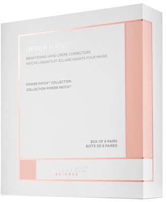 BeautyBio Upper Hand Brightening Hand Crepe Correctors, 8 Pairs