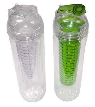 Tectron 27 oz. Plastic Water Bottle