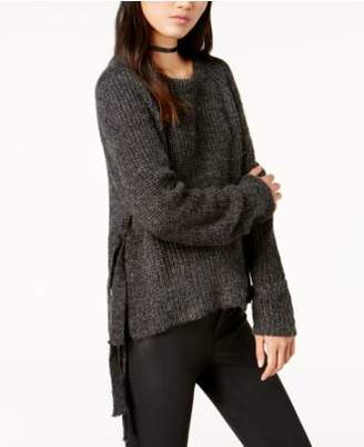 ASTR the Label Lexie Side-Tie Sweater