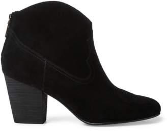 Polo Ralph Lauren Mazie Suede Cowboy Boot