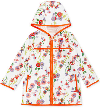 Margherita Kids by Margherita Missoni Floral-Print Raincoat, Little Girls (2-7) $59 thestylecure.com