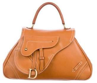Christian Dior Saddle Handle Bag