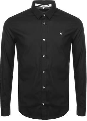 Alexander McQueen MCQ Curtis Shirt Black