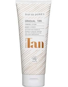 David Jones Beauty Gradual Tan 225Ml