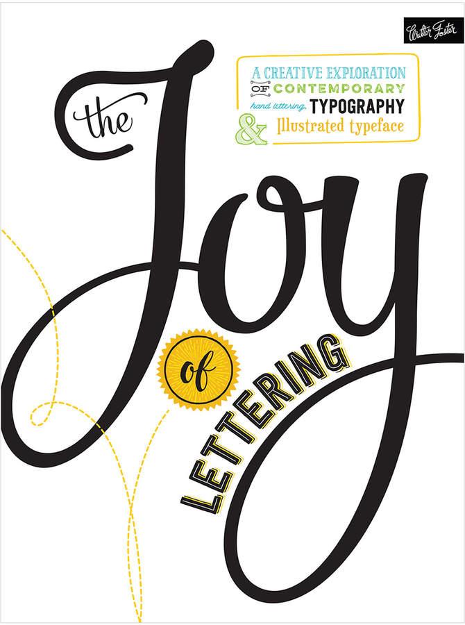 Quarto Publishing The Joy of Lettering