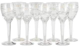 Waterford Set of 8 Jasper Conran Aura Red Wine Glasses