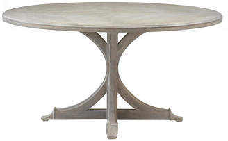 Adams Dining Table - Distressed Oak - Gabby