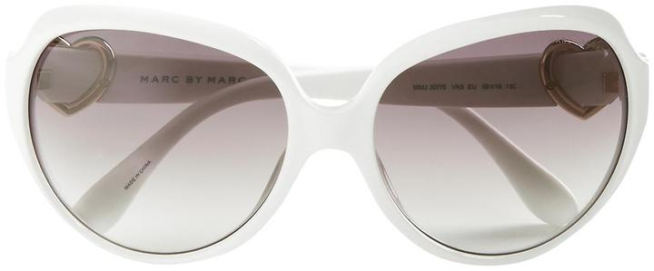Marc by Marc Jacobs Oversized Round