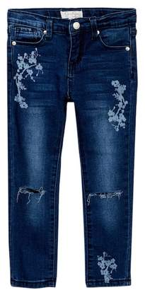 Jessica Simpson Super Skinny Jean (Little Girls)