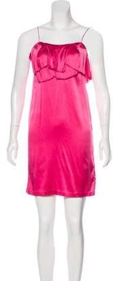 Rebecca Taylor Silk Slip Dress