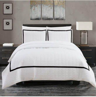 Chic Home Faige 3 Pc Queen Duvet Cover Set Bedding