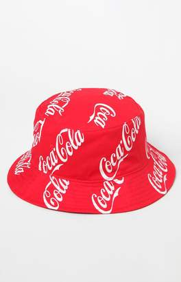 PacSun Coca-Cola Bucket Hat