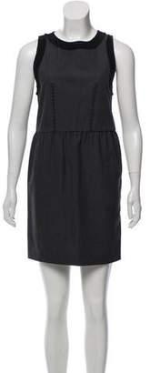Marni Virgin Wool Mini Dress