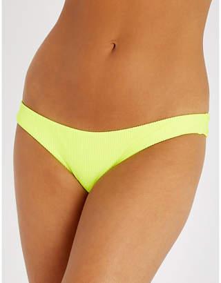 Frankie's Bikinis FRANKIES BIKINIS Greer low-rise bikini bottoms