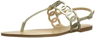 Daya by Zendaya Women's Mallory Flat Sandal
