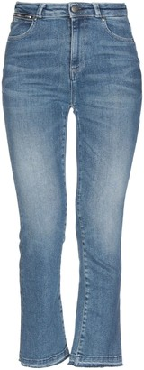 Acynetic Denim pants - Item 42691703LT