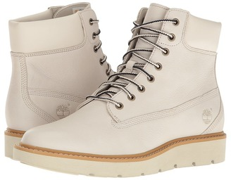 Timberland - Kenniston 6 Lace-Up Boot Women's Lace-up Boots $140 thestylecure.com