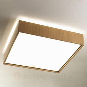 Deckenlampe Quadrat C m. LED 60x60