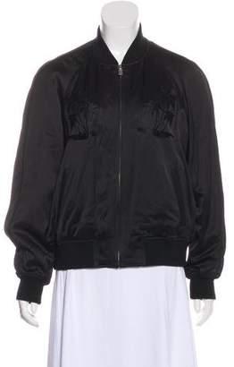 Alexander Wang Puffy Bomber Jacket