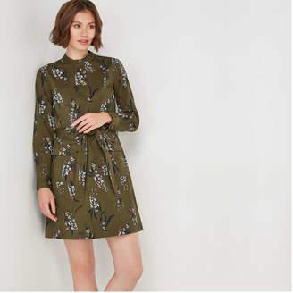 Joe Fresh Women's Print Military Dress