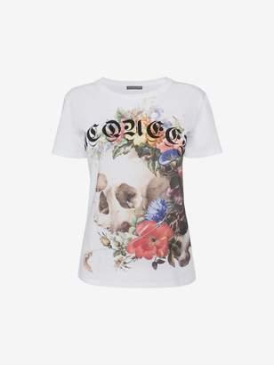 Alexander McQueen Dutch Masters T Shirt