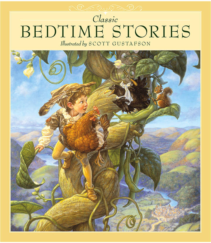 Workman Publishing Classic Bedtime Stories