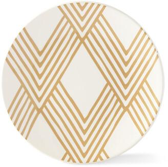 Coton Colors Woven Cobble Salad Plates, Set of 4