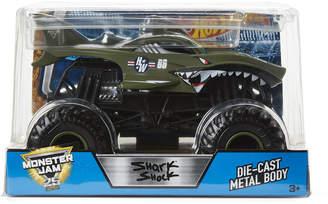 Hot Wheels Monster Jam Shark Shock Truck