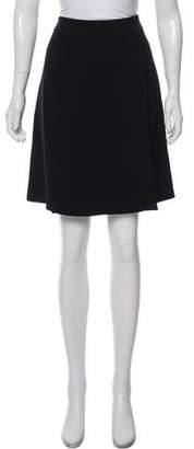No.21 No. 21 Paneled Knee-Length Skirt
