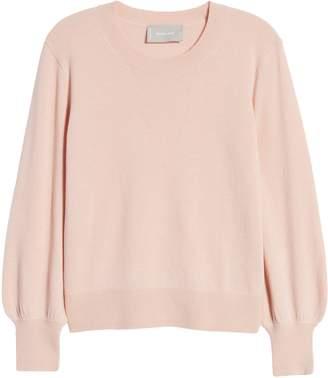 Everlane The Cashmere Lantern Sweater