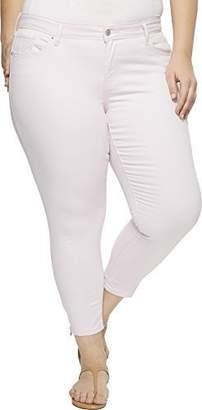 Levi's Women's Plus Size 711 Ankle Skinny Zip Jeans