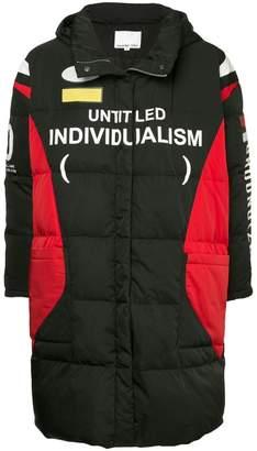 Ground Zero zipped padded coat