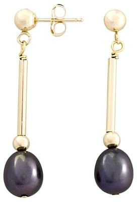 Long Drop Earrings Shopstyle Uk