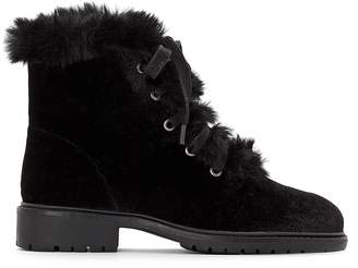 La Redoute COLLECTIONS Velvet Ankle Boots