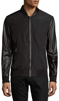 Karl Lagerfeld Full Zip Bomber Jacket