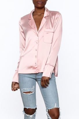 Cotton Candy Rock With Me Blouse $44 thestylecure.com