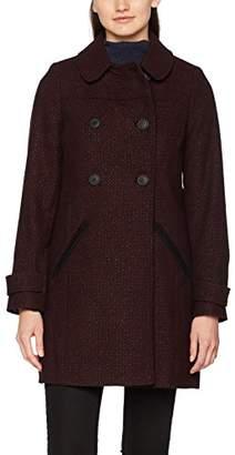 Naf Naf Women's Achefan Coat, Gris (Gris Anthracite), UK 14 ( EU)