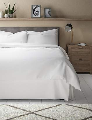 Marks and Spencer Percale Valance