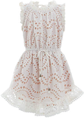 Zimmermann Jaya Wave Flip Dress