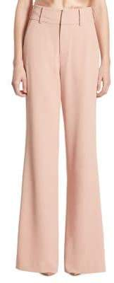 Alice + Olivia Dawn High Rise Flared Pants