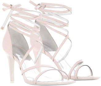 Zimmermann Lace up Sandal