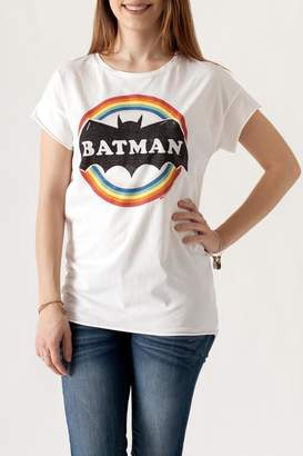 Junk Food Clothing Batman Rainbow Tee