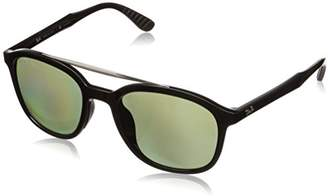 Ray-Ban Men's Injected Man Sunglass Polarized Square