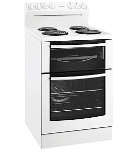 Westinghouse Wle625Wa 60Cm Electric Freestanding Cooker