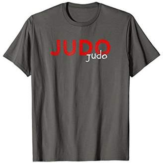 JUDO T-Shirt Martial Arts Gear Shirt