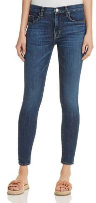 Hudson Barbara Skinny Jeans in Dream On