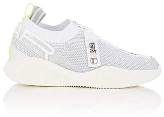 Swear London Women's Crosby Stretch-Knit & Tech-Fabric Sneakers