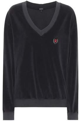 Yeezy Velvet sweatshirt (SEASON 5)